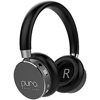 abae81f33b0 Puro Sound Labs BT2200 Kids Volume-Limiting Over-Ear Wireless Headphones  (Grey)