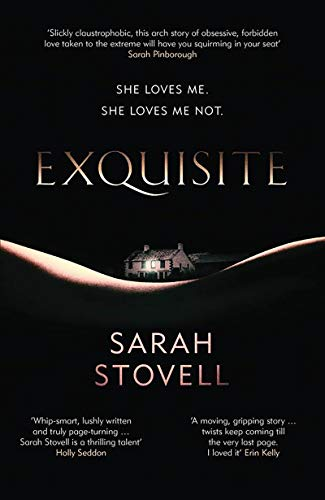 Exquisite Sarah Stovell ebook product image