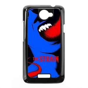 B-V-W2075924 Phone Back Case Customized Art Print Design Hard Shell Protection HTC One X
