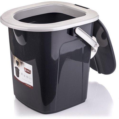 BranQ CAMPINGTOILETTE EIMER TOILETTE 22 L Toiletteneimer hochwertig
