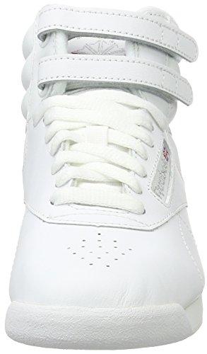 Hi Gymnastique Chaussures Reebok de Femme Freestyle 51vxqS