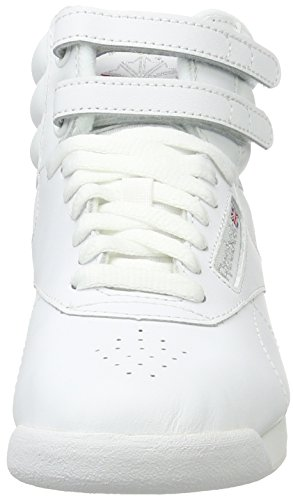 Reebok Femme de Hi Gymnastique Chaussures Freestyle xY0nXrwqY