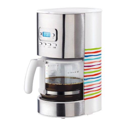 Tv Das Original 01465 Coffeemaxx - Cafetera, diseño de Rayas ...