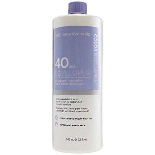 Ion Sensitive Scalp 40 Volume Creme Developer, 32oz