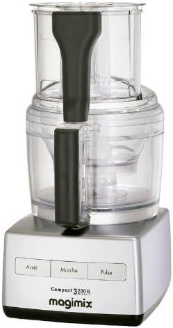 Robot de cozinha compact 3200XL da Magimix - Branco: Amazon.es: Hogar
