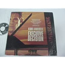 Executive Decision Laserdisc Widescreen Kurt Russell