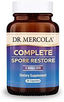 Dr Mercola Complete Restore Capsules product image