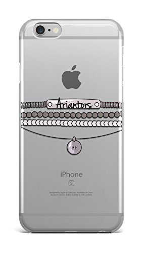Ariana singer bracelet fan fandom Ariantors plastic case / cover for Apple Iphone design made by LuxuryHunters ® (Iphone 6 & 6s)