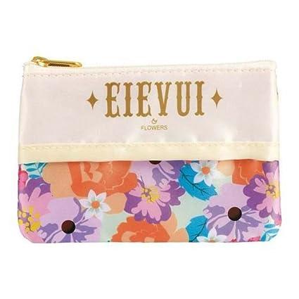 Amazon.com: Eevee Ichiban Kuji Flor Zipper Pouch – Flores ...