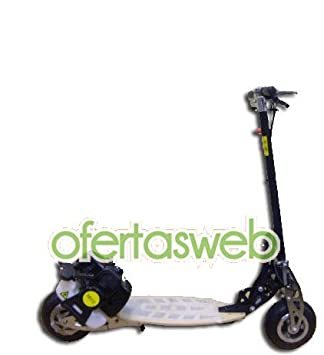 PATINETE GASOLINA 36CC | patinete motor gasolina: Amazon.es ...