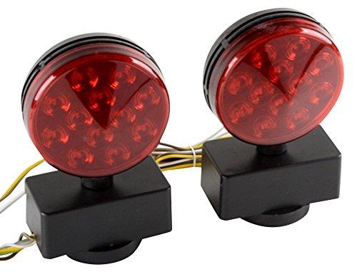 12 Volt Magnetic Led Towing Light Kit - 3