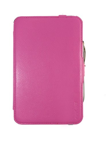 ProCase Galaxy Tab 2 7.0 Case Slim Fit Multiple Angles Folio Stand Case Cover for Samsung Galaxy Tab 2 7.0 GT-P3113 Tablet -Pink (Samsung Galaxy Tab 2 Skin)