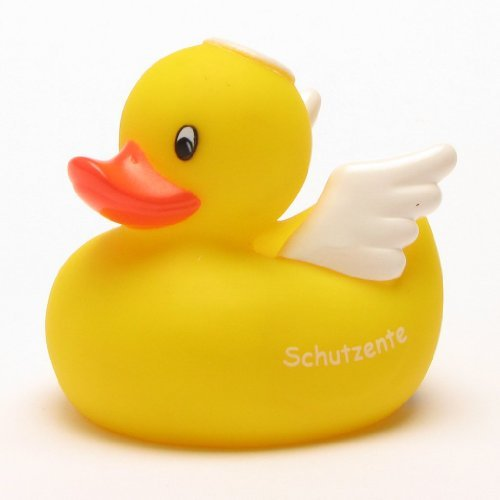 Angel Rubber Duck Protection Duck