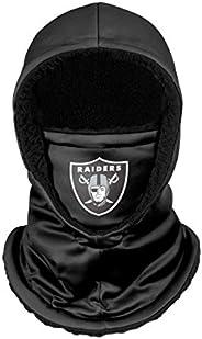 Las Vegas Raiders NFL Black Hooded Gaiter