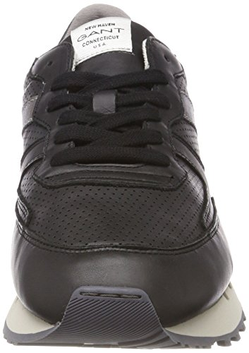 Gant Duke, Sneaker Uomo Nero (Nero)