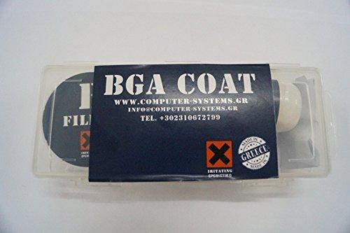 BGA COAT underfill interconnect for BGA components Improve reballing /& reflow repairs on GPU