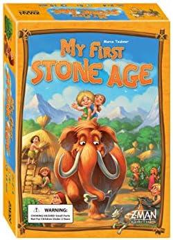 My First Stone Age - Juego de Mesa: Amazon.es: Juguetes y juegos