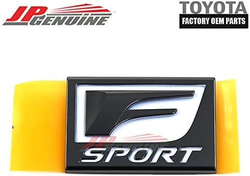Toyota Genuine Parts 75362-30011 F-Sport Badge