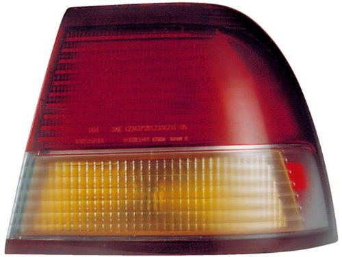 1997-1998-1999 Nissan Maxima Tail Light Lamp Rear Brake Taillight Taillamp (Outer Body Quarter Panel Mounted ) Right Passenger Side (99 98 97)