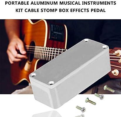 JohnJohnsen Kit de Instrumentos Musicales de Aluminio portátil ...