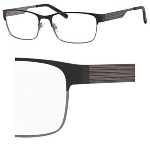 CLAIBORNE 0003 Matte Black Eyeglasses - Black Eyeglasses 0003 Matte