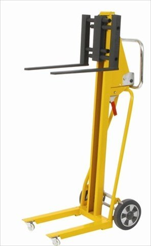 Wesco Industrial Products 273202 Steel Mini Winch Stacker, 265-lb. Load Capacity, 41