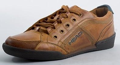 8e37a6778dd630 HEAD Modesport   Trekkingschuhe Damen -Sneaker in natur aus Leder ...