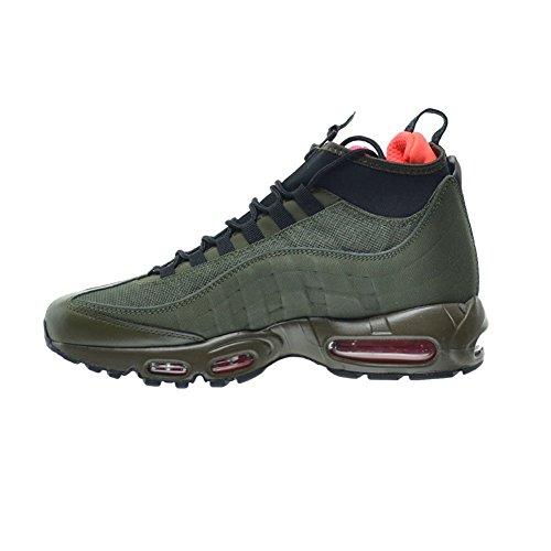13727b18f95b cheap Air Max 95 Sneakerboot Men s Shoes Running Shoes Dark Loden Black Cargo  Khaki