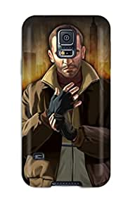 Ideal MichaelTH Case Cover For Galaxy S5(grand Theft Auto), Protective Stylish Case