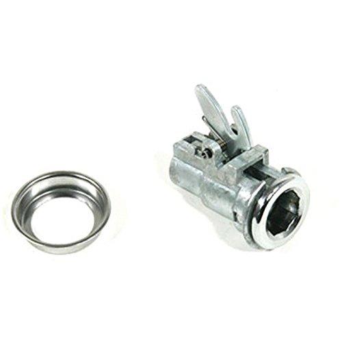 Glove Box Lock Housing - Eckler's Premier Quality Products 55-199138 - El Camino Glove Box Lock Housing