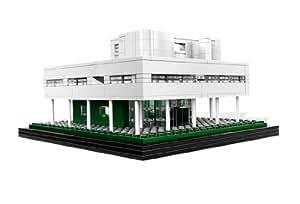 Lego Architecture Villa Savoye - Casa para montar Villa Saboya. Exclusivo Fnac, Juguete Construcción A partir de 12 años