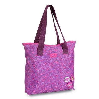 Disney Violetta Purple - Bolsa Tote - 50271 - Dermiwil