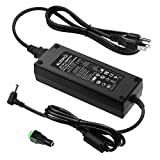 ALITOVE AC 100-240V to DC 12V 10A Power Supply Adapter Converter Transformer Charger 12 Volt 10 Amp 120W with 5.5x2.1mm DC Output Jack for 5050 3528 LED Strip Light CCTV Cameras 3D Printer