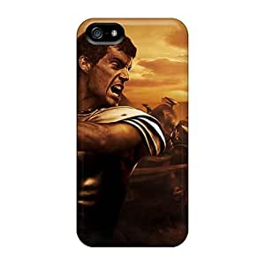 LauraFuchs Iphone 5/5s Anti-Scratch Cell-phone Hard Cover Provide Private Custom Trendy The Croods Pictures [ICe1688nxRu]