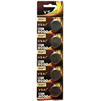 VSAI CR2477 Lithium Cell Button Battery (5 Pieces)