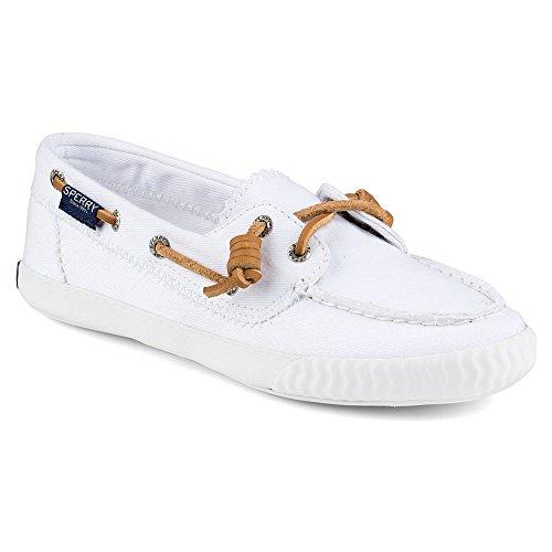 Sperry Sayel Away Washe - Zapatillas Mujer Blanco