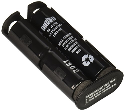 Big Ed Accessory (Pelican 3759 Nicad Battery Pack w/ Tray for Big Ed)
