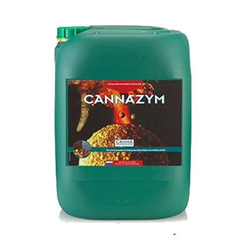 Canna 20L Cannazym - Enzymatic Plant Additives Hydroponic Nutrient - 20 Liter