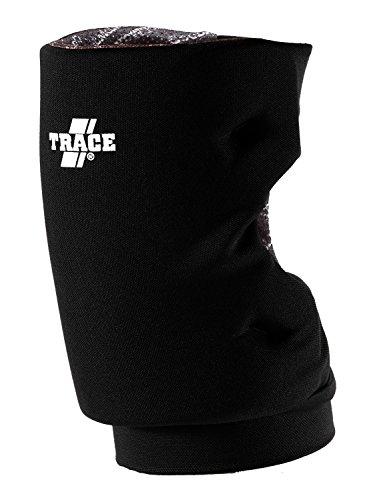 - Adams USA Trace Short Style Softball Knee Guard (Medium, Black)