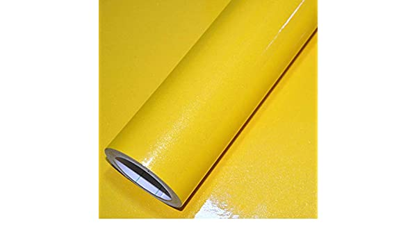 Amazon.com: Chitop Color Paint Waterproof Vinyl Decorative Film Self Adhesive Wallpaper Roll for Kitchen Furniture Stickers PVC Home Decor (60cmx3m) ...