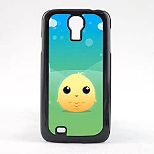 Case Fun Case Fun Little Yellow Chick by DevilleART Snap-on Hard Back Case Cover for Samsun Galaxy S4 Mini (I9190)