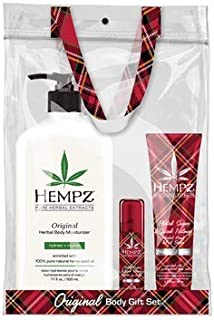 product image for Hempz Limited Edition Original Holiday Body 3pc Gift Set