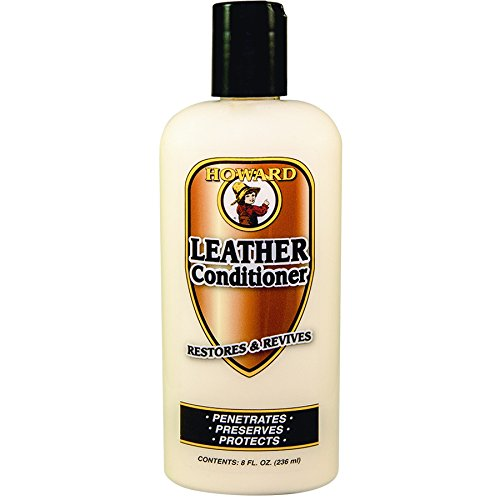 Howard LC0008 Leather Conditioner, 8-Ounce ()