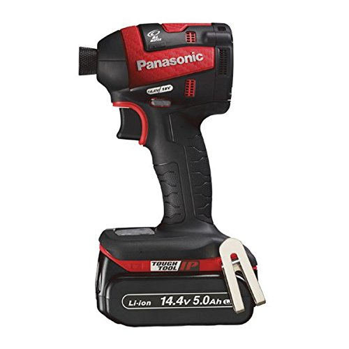 Panasonic(パナソニック) EZ75A7LJ2F-R 14.4V充電インパクトドライバー(赤) スポーツ レジャー DIY 工具 電動ドライバー 14067381 [並行輸入品] B07L7PVVSV