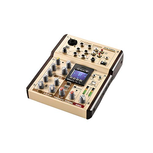 Phonic USB Mixer, 5 Channels (AM5GE)