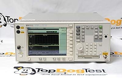 Agilent E4406A-BAC-BAF Vector Signal Analyzer 7MHz-4GHz