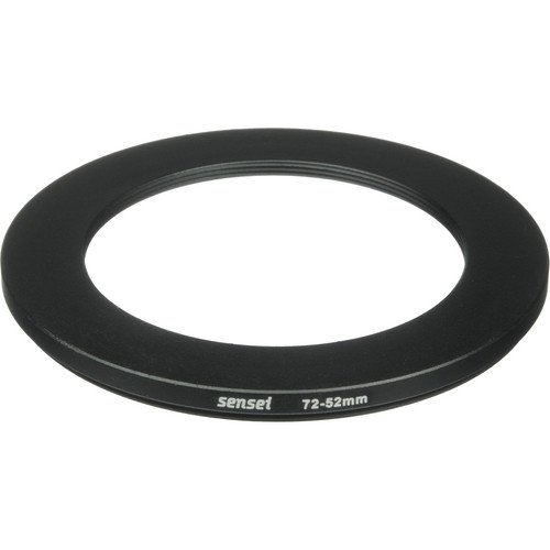 Sensei 72mm Lens to 52mm Filter Step-Down Ring(6 Pack) by Unknown
