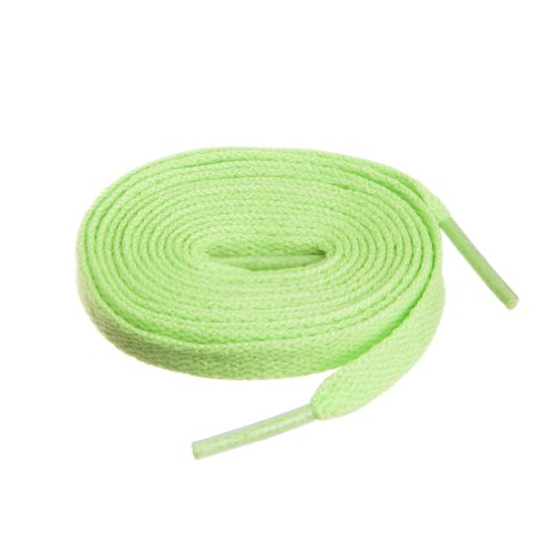 """Free BIRCH's Shoelaces in 27 Colors Flat 5/16"""" Shoe Laces in 4 Different Lengths"""