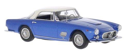 1/43 マセラッティ 3500 GT ツーリング 1957(メタリックブルー×ホワイト) NEO45910