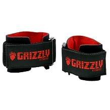 Grizzly Fitness 8668-04 Power Training Wrist Wrap